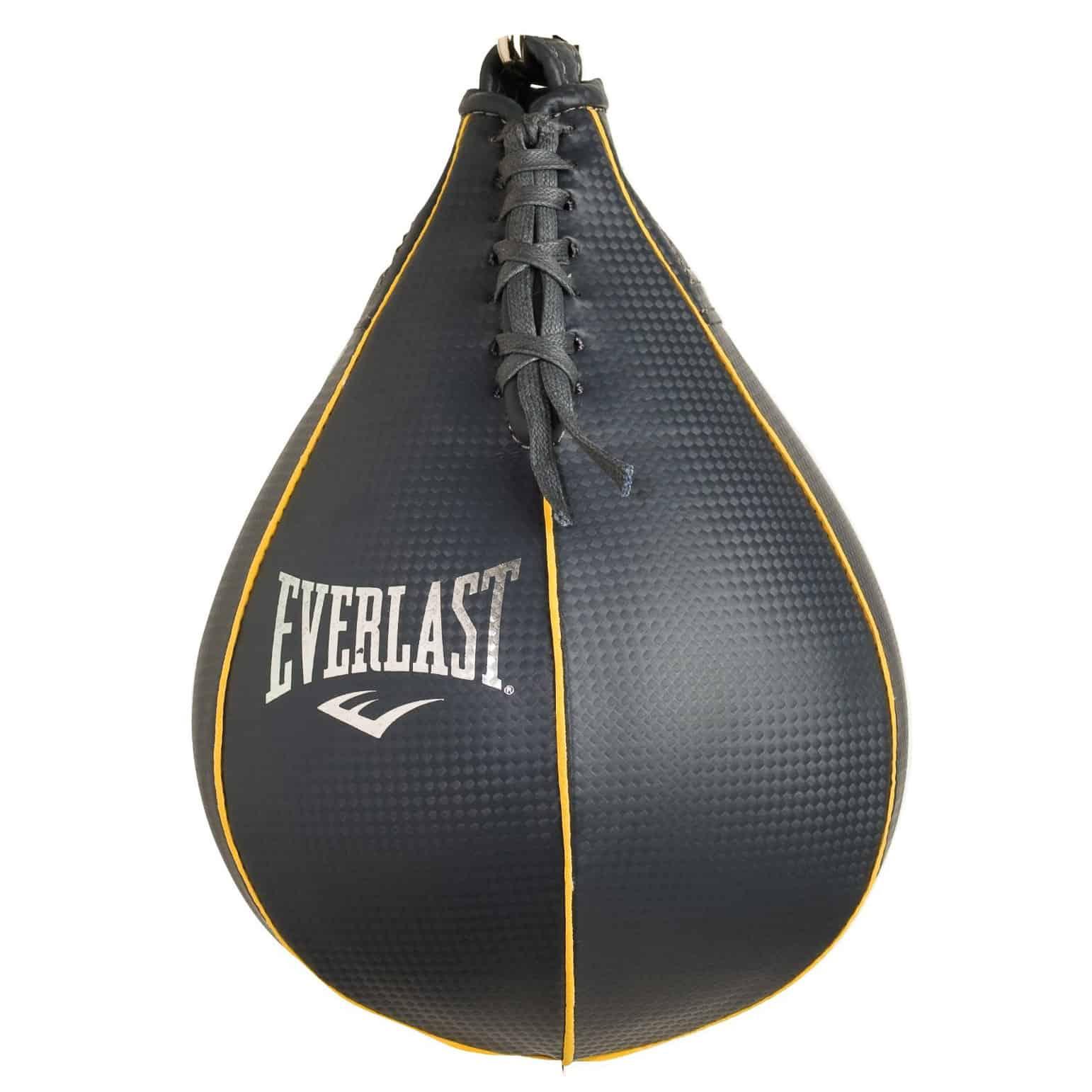 Boxing speed bag