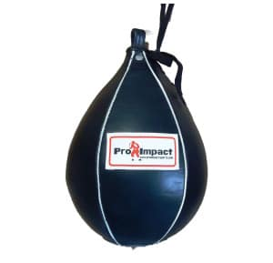Pro Impact Genuine Leather Speed Bag 500