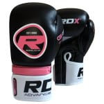 RDX Ladies Pink Gel Boxing Gloves 500