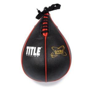 TITLE Boxing Gyro Balanced Speed Bag 500