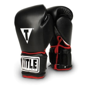 TITLE Boxing Power Weighted Super Bag Gloves 500