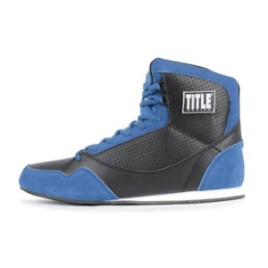 Title Reaxxtion boxing shoes