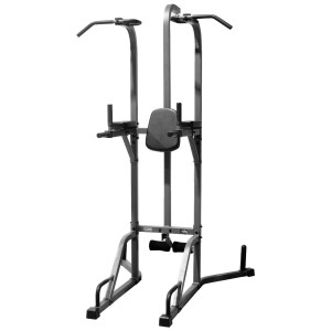 Xmark Deluxe Power Tower and Heavy Bag Stand 500