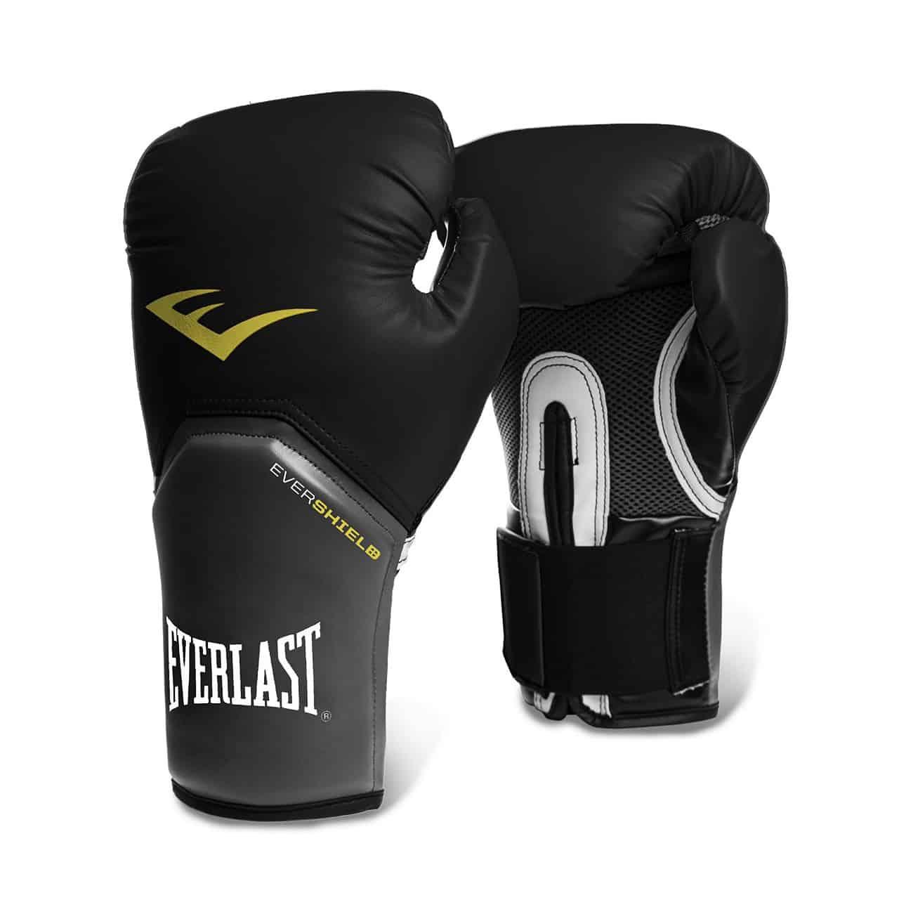 Everlast pro boxing gloves