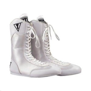 Title Hi-Top Boxing Boots