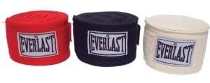 Everlast 4455-3 3pk Hand Wraps