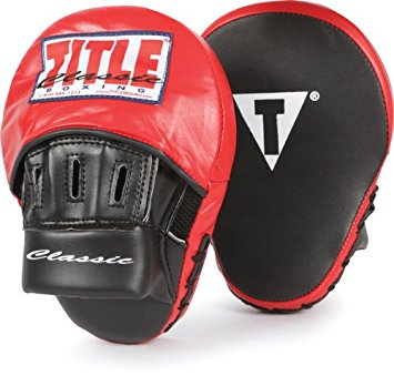 Title Classic Aero Punch Mitts